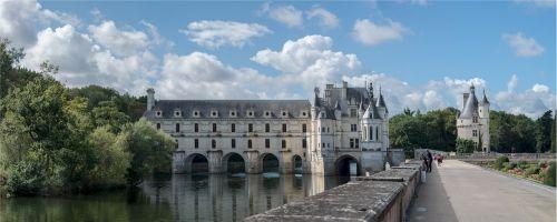 château de chenonceau france castle