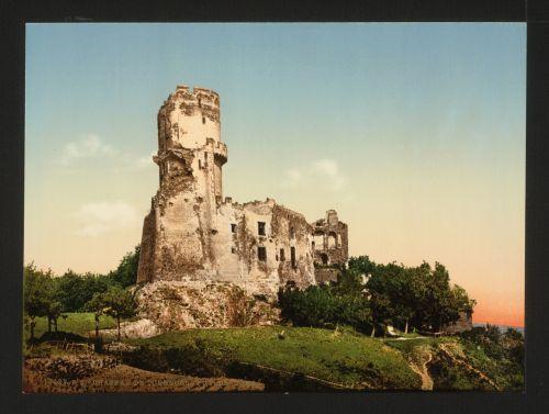 Chateau De Tournoel France