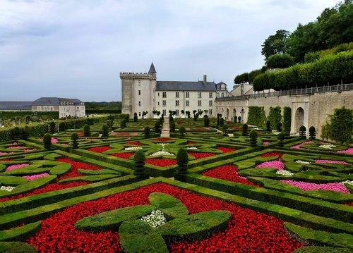 chateau de villandry  architecture  history