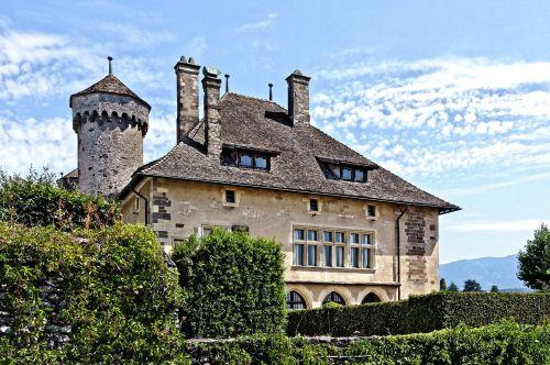 chateau di ripaille chateau france