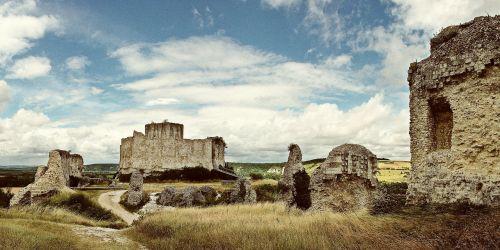 château gaillard ruin building