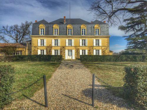 chateau guiraud château france
