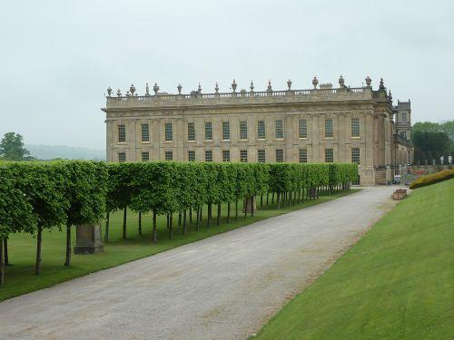 chatsworth house england