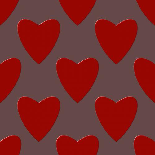 Checker Based Hearts