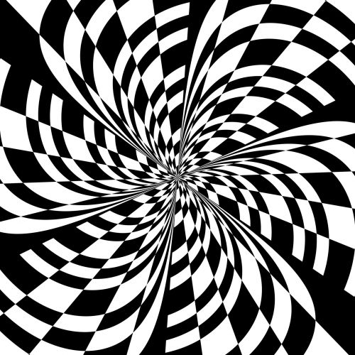 Checker Swirl