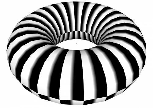 Checker Torus