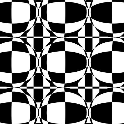 Checkerboard Balls