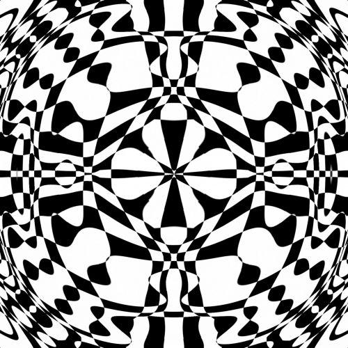 Checkerboard Disc