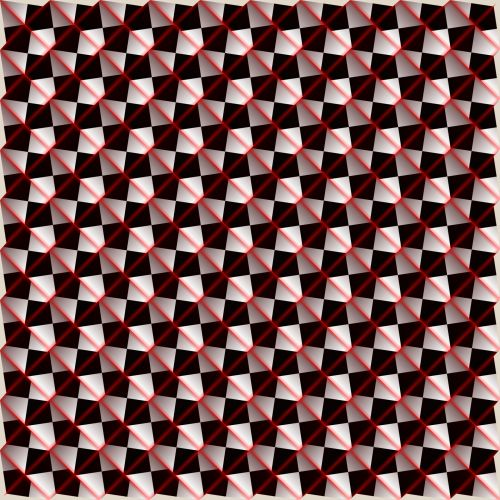 Checkerboard Distorted