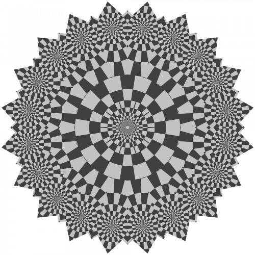 Checkerboard Northern Star