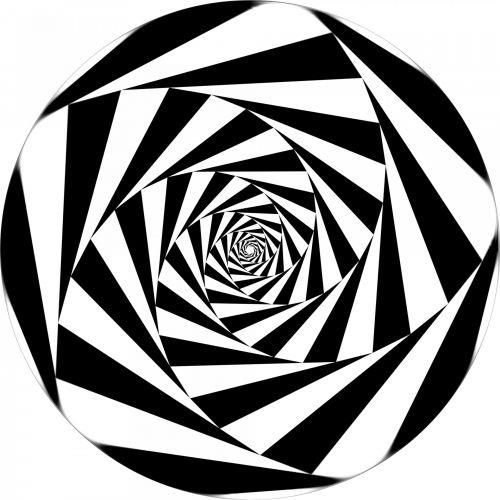 Checkerboard Spiral 2