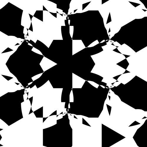 Checkerboard Splash