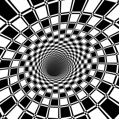 Checkerboard Tunnel 2