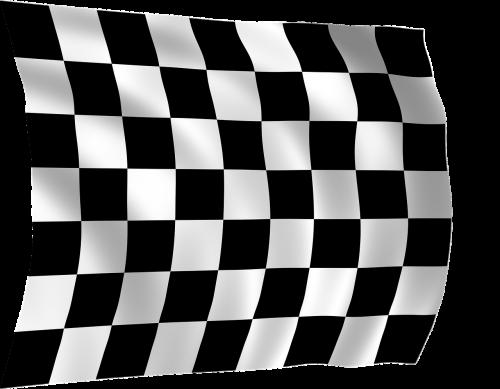 checkered flag flag checkered