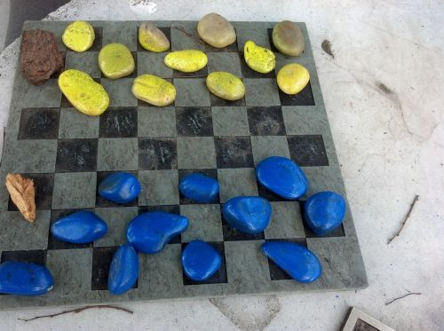 checkers park game