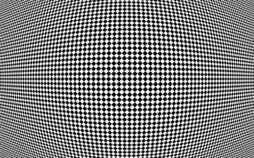 checkers black white