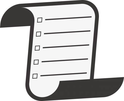 checklist business office