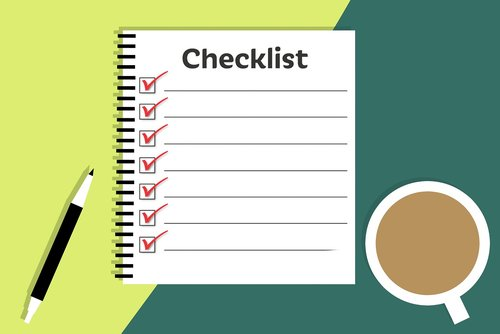 checklist  business  workplace