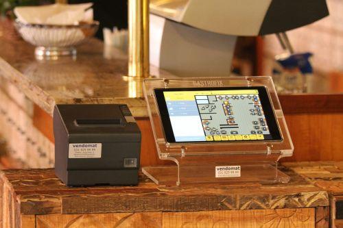 checkout ipad cash machines