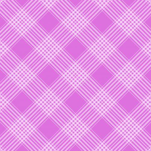 Checks Plaid Background Purple