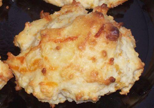 Cheddar Biscuit