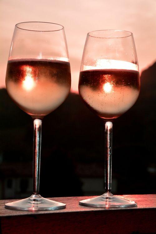 cheers salute wine glasses