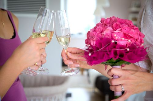 cheers champagne abut