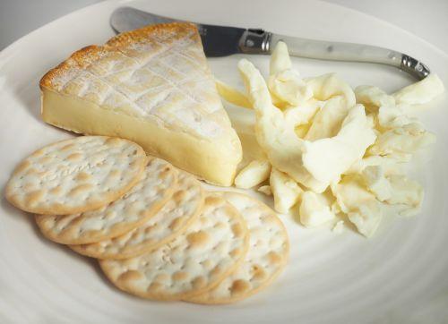 cheese brie curds