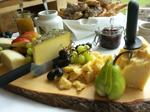 cheese delicatessen käseplatte