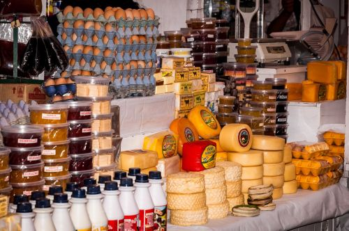 cheese food market