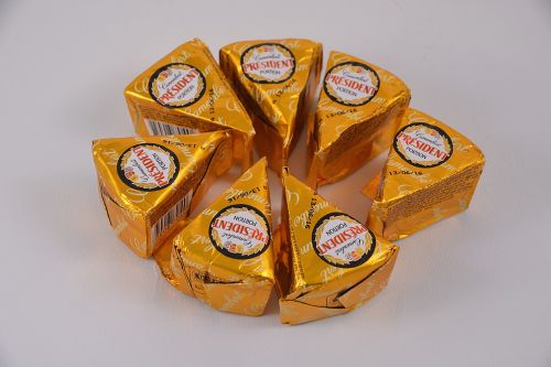 cheese portion dessert