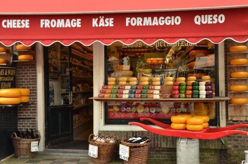 cheese cheese shop edam