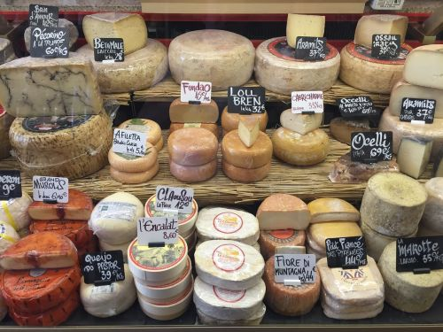 cheese cheese counter music