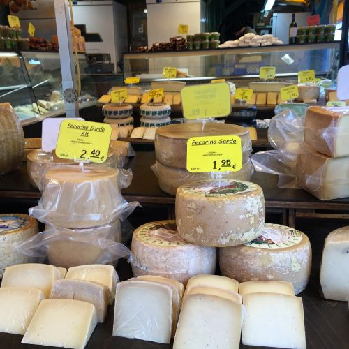 cheese market natural product