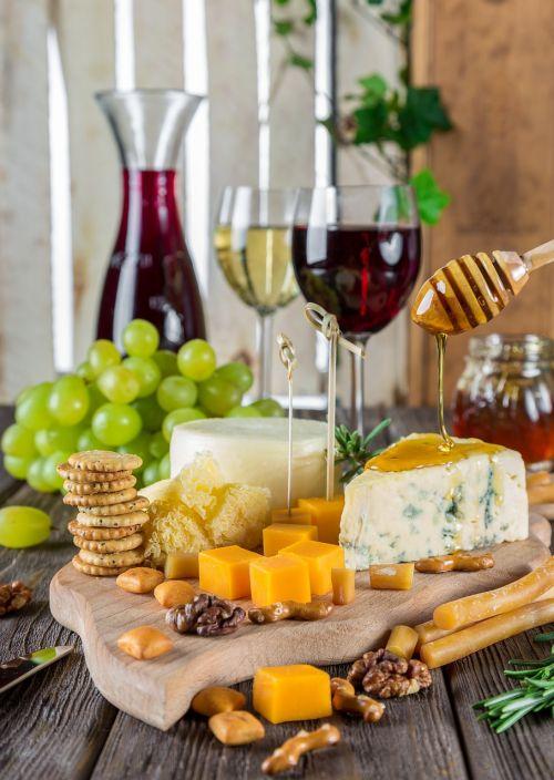 cheese cheese plate wine