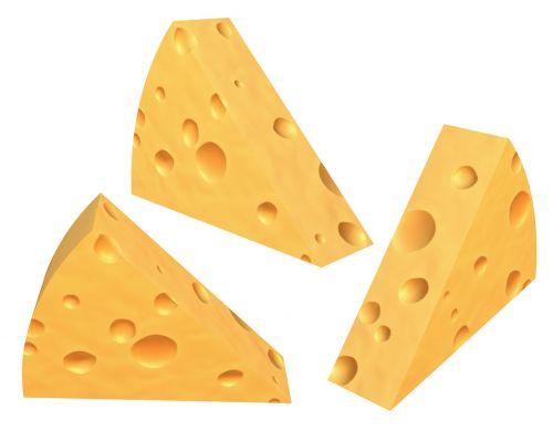 cheese 3d breakfast