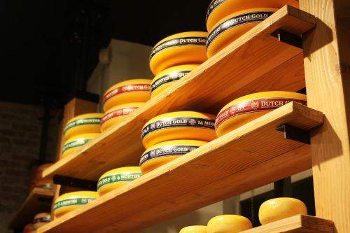 cheese amsterdam half-circle