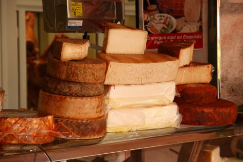 cheese cheese counter market