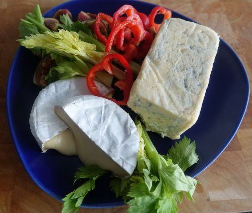 cheese brie danablue