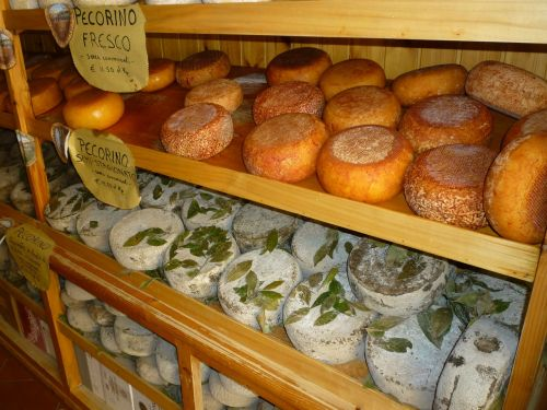 cheese cheese loaf tuscany