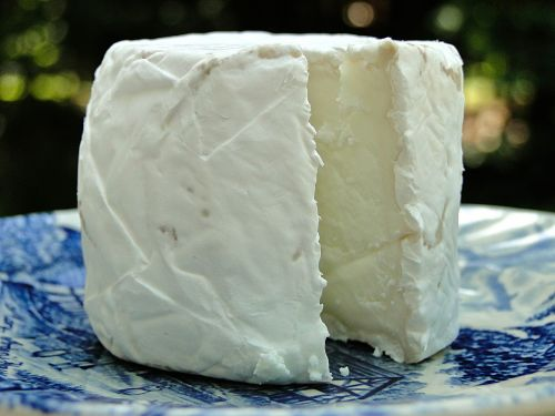 cheese goat cheese rind