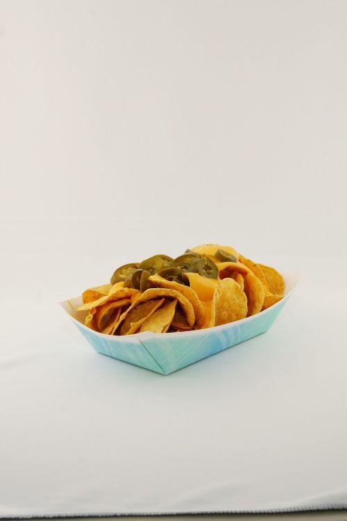 cheese nachos mexican