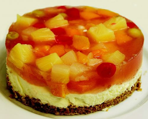 cheese cake pineapple cake layer cake