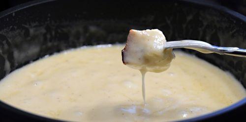cheese fondue fondue eat