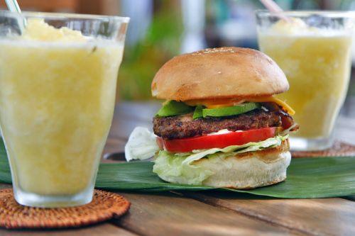 cheeseburger bacon avocado