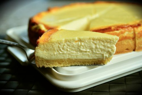 cheesecake quark cream