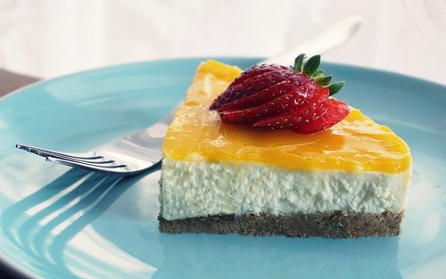 cheesecake  dessert  food
