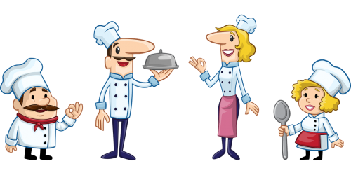 chef character chief