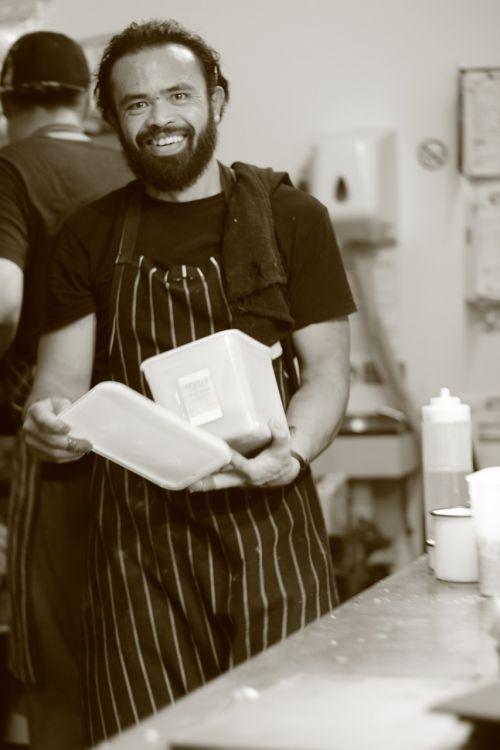 chef man person