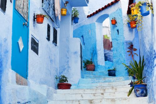 chefchaouen north morocco chaouen